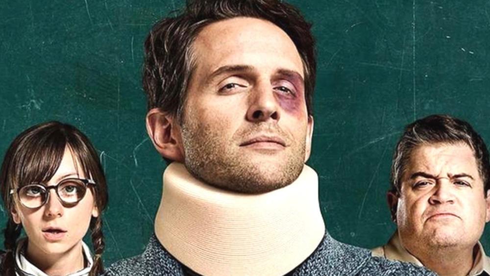 Jack Griffin injured