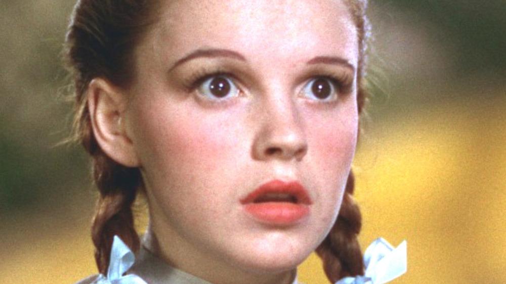 Dorothy Gale amazed