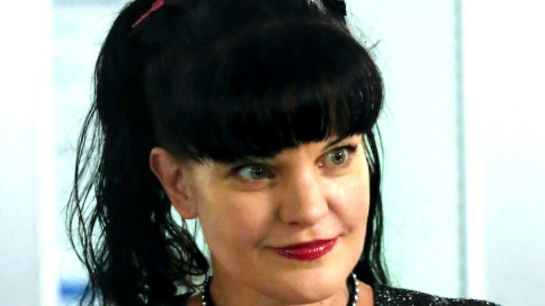 Pauley Perrette as Abby Sciuto on NCIS