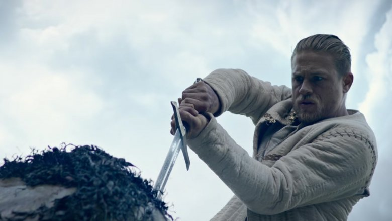 Charlie Hunnam in King Arthur: Legend of the Sword