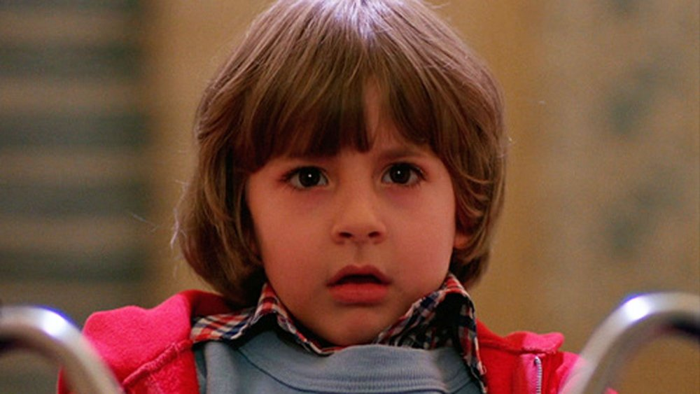 Danny Lloyd in The Shining