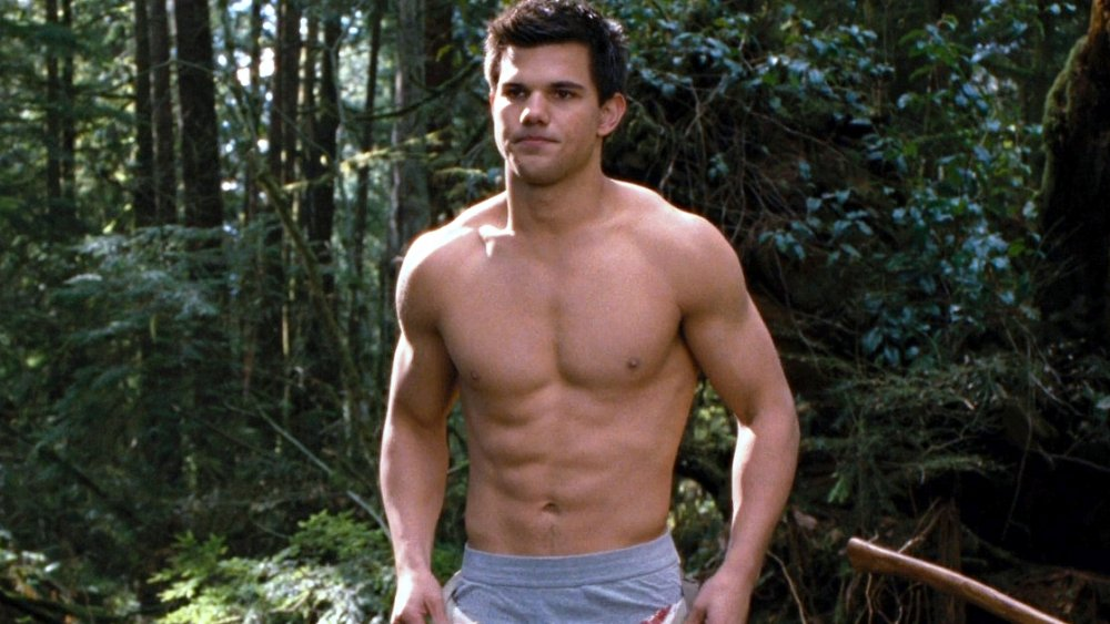 Taylor Lautner in Twilight