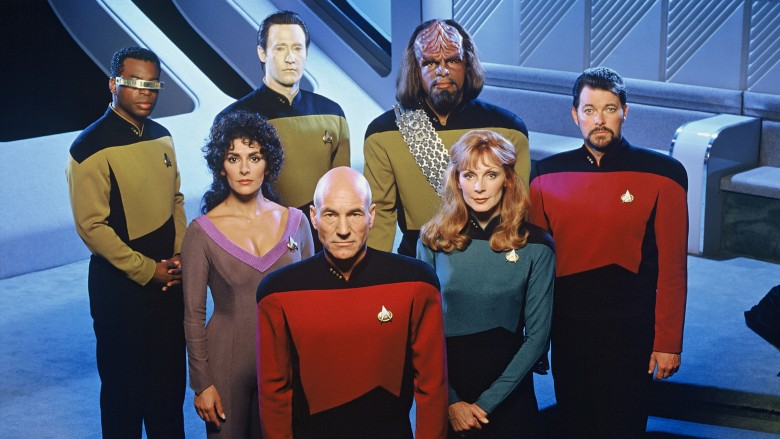 Actors whose careers were killed by Star Trek