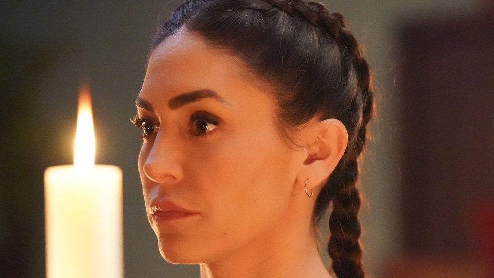 Natalia Cordova-Buckley as Yo-Yo on Marvel's Agents of S.H.I.E.L.D.