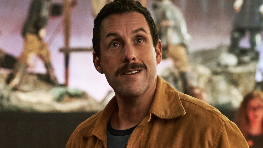 Adam Sandler as Hubie in Hubie Halloween