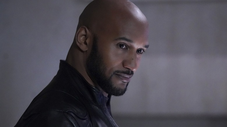 Henry Simmons as Mack on Marvel's Agents of S.H.I.E.L.D.