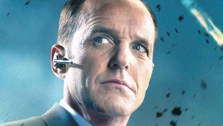 Clark Gregg as Agent Phil Coulson in Marvel's Agents of Shield