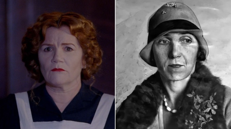 Mrs. Evers on American Horror Story and Christine Collins