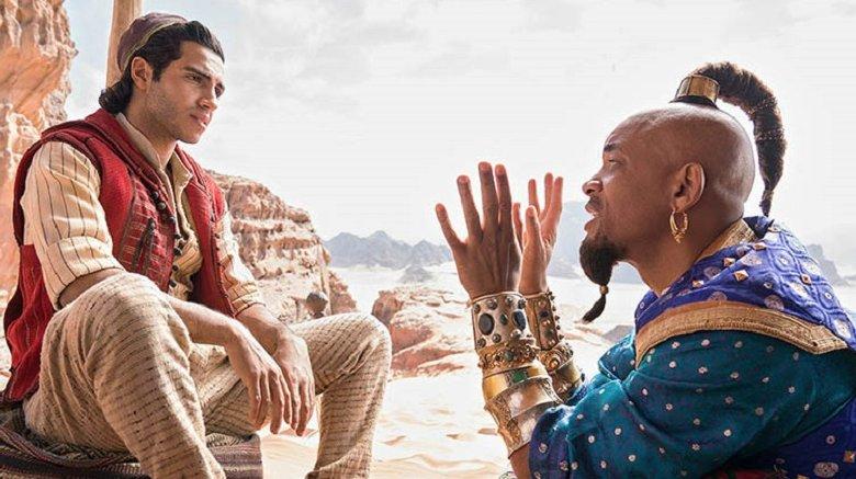 Still from Aladdin