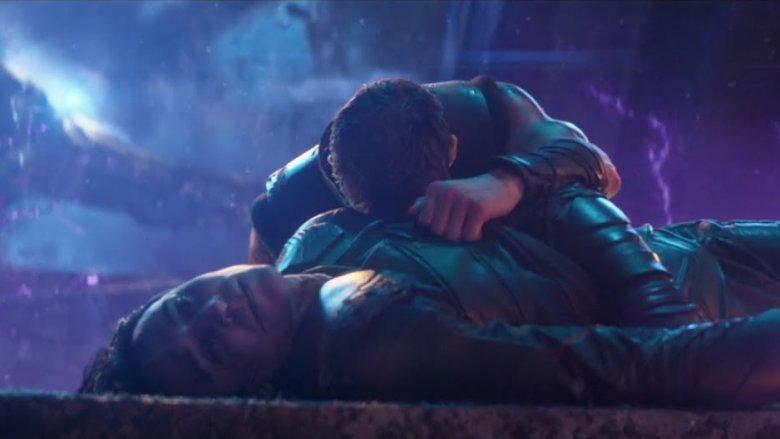 Loki's death