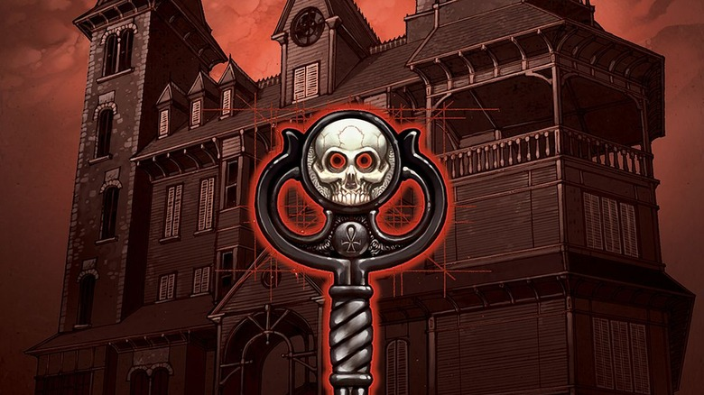 Locke & Key #1 cover