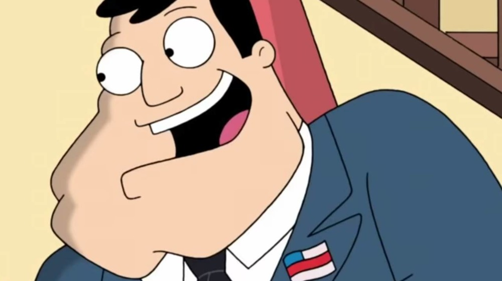American Dad! Stan Smith