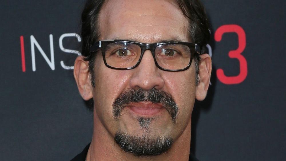 Matt Willig wearing glasses