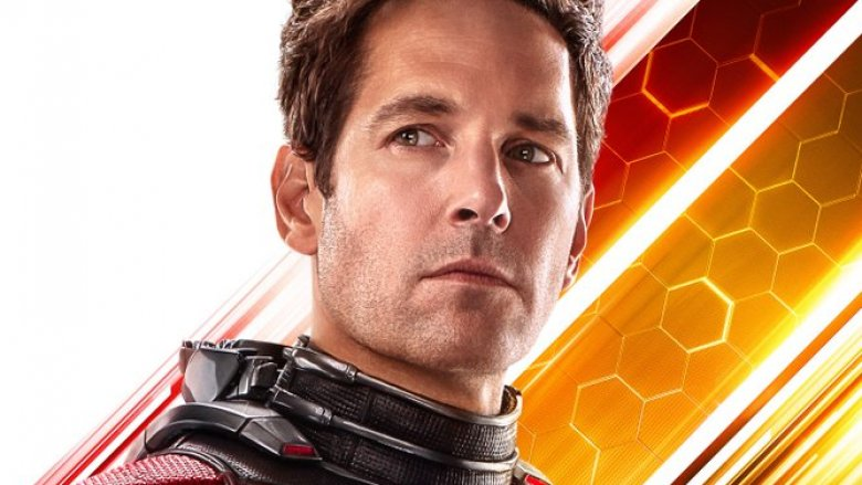 Paul Rudd as Ant-Man Ant-Man and the Wasp poster