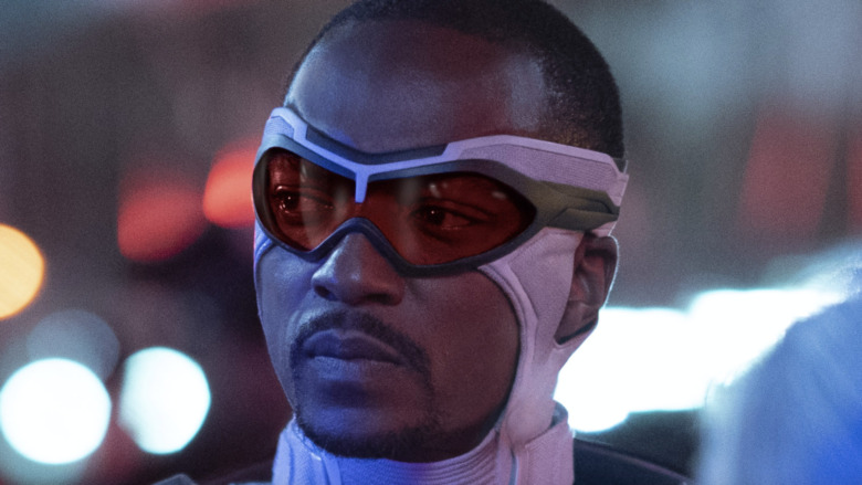 Sam Wilson Captain America goggles