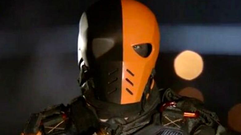 & Arrow casts Deathstrokeu0027s son for season 6