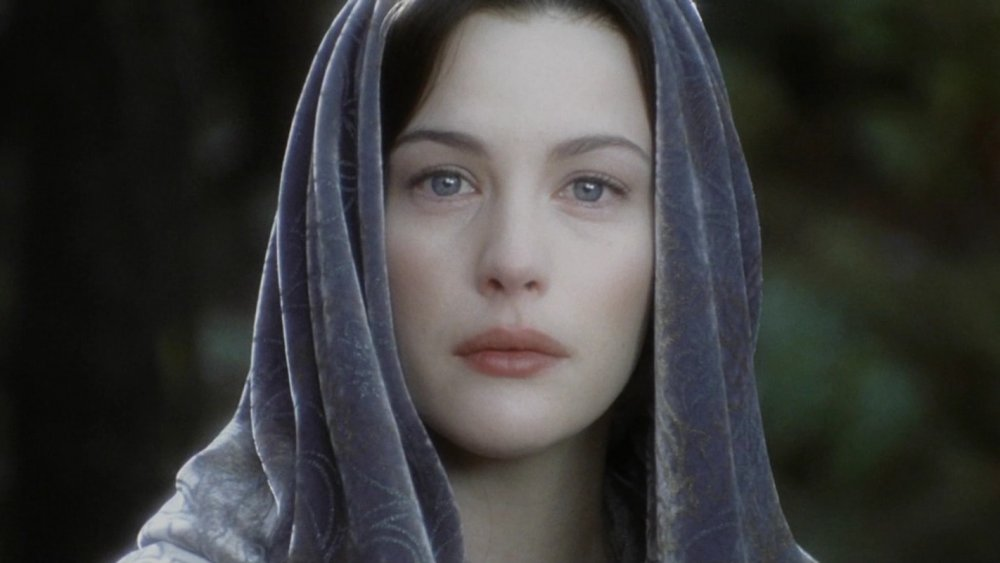 Liv Tyler in The Lord of the Rings, Arwen