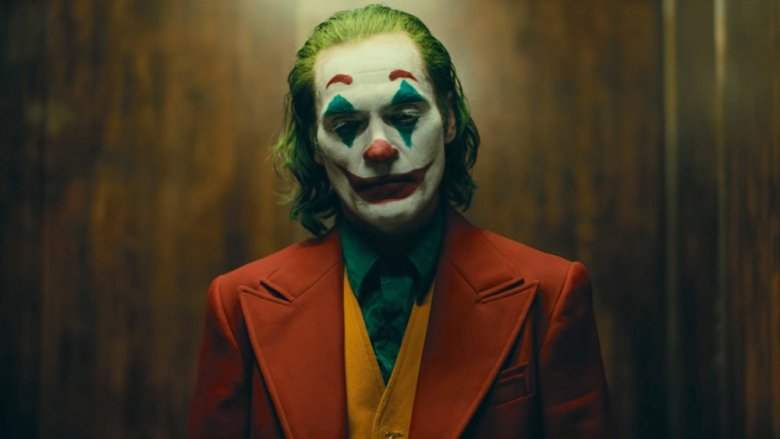 Joaquin Phoneix in Joker