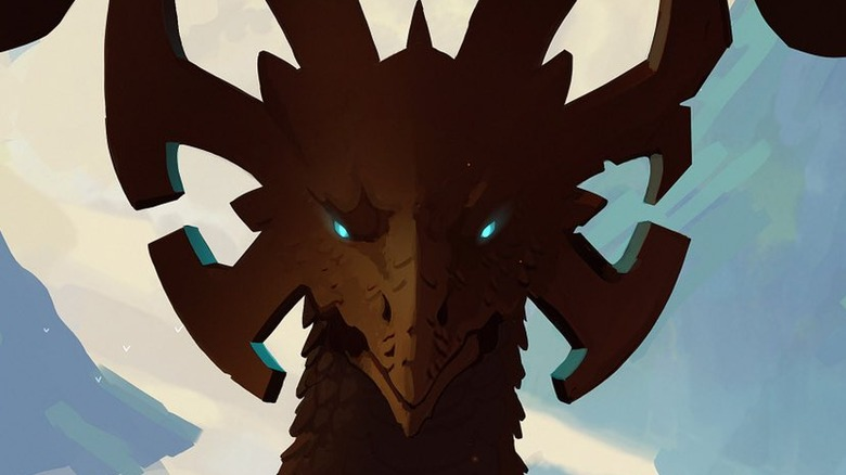 The Dragon Prince Netflix poster