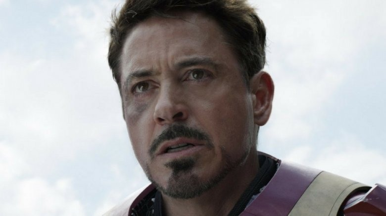 Robert Downey Jr. Iron Man Avengers