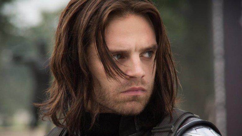 Sebastian Stan Bucky Barnes Winter Soldier Avengers