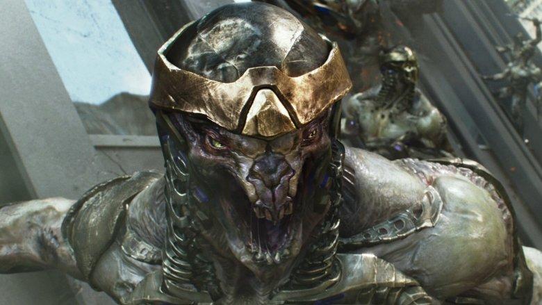 Chitauri warrior in The Avengers