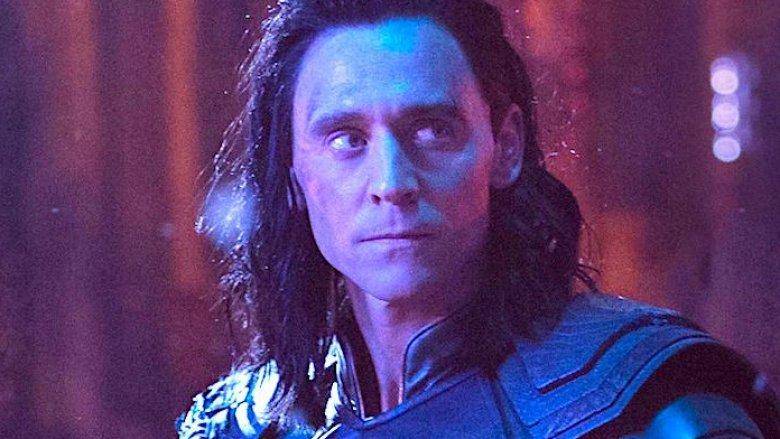 Tom Hiddleston Loki Avengers Infinity War