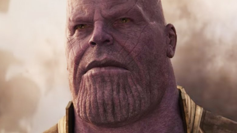 Avengers: Infinity War is Thanos' movie