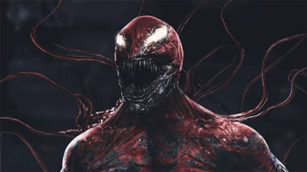 Venom 2 Carnage fan art