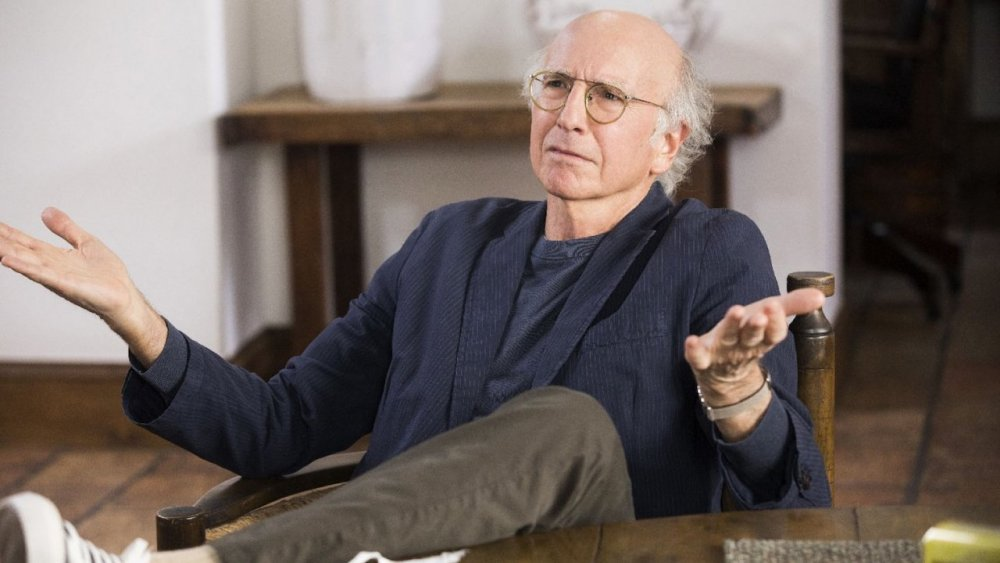 Larry David as Larry David on Curb Your Enthusiasm