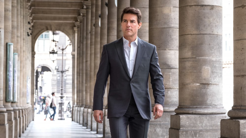 Tom Cruise in Mission: Impossible -- Fallout