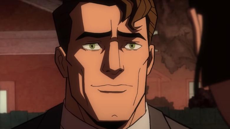 Harvey Dent in Batman: The Long Halloween