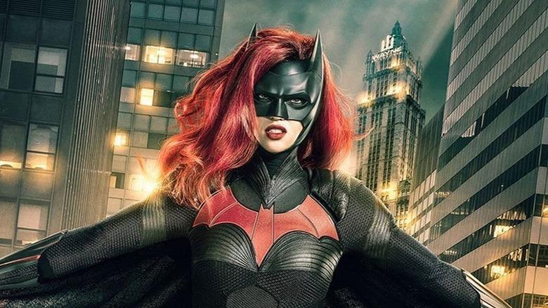 Ruby Rose at Batwoman