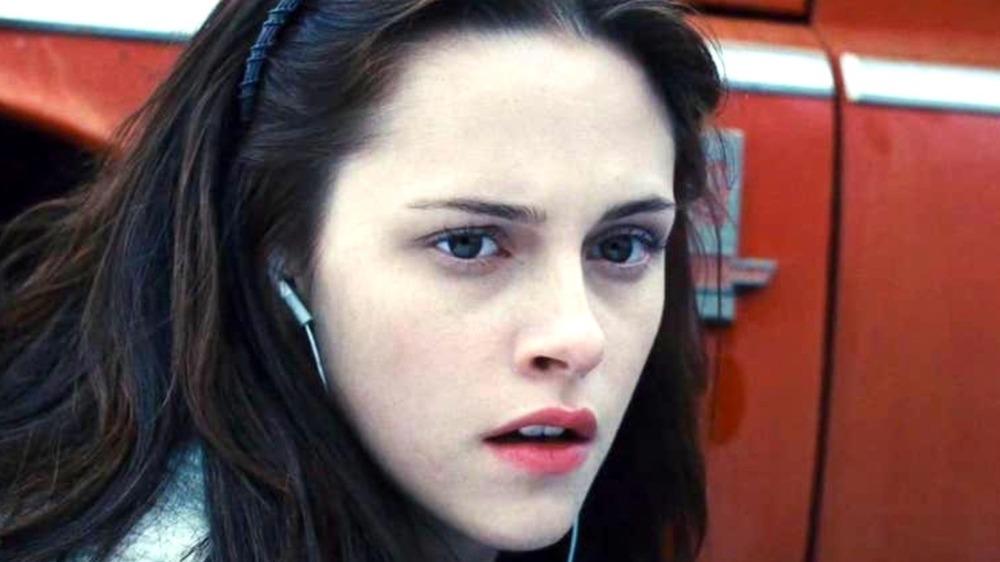 Kristen Stewart as Bella in Twilight