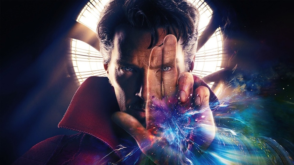 Doctor Strange stranging out
