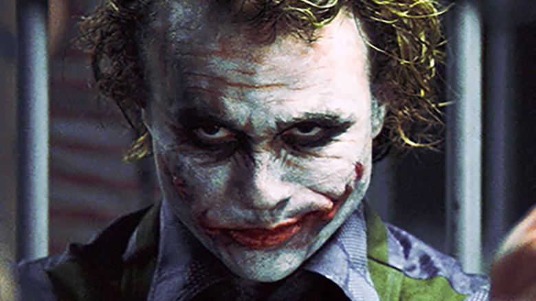 Heath Ledger as The Joke