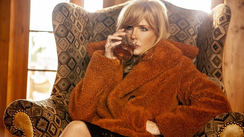 Kelly Reilly as Beth Dutton on Yellowstone