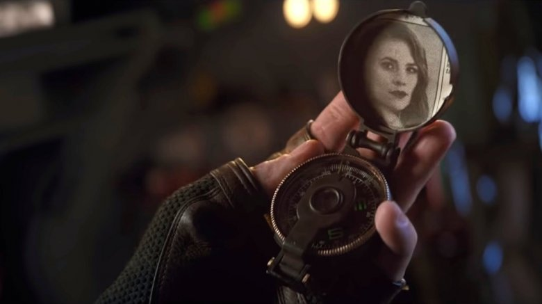 Hayley Atwell as Peggy Carter in Avengers: Endgame