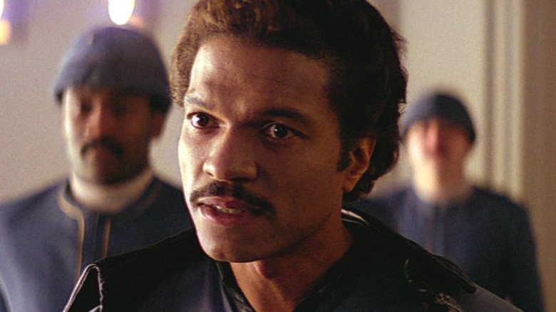 Billy Dee Williams Lando Calrissian