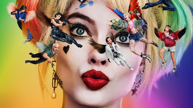 Birds of Prey poster art