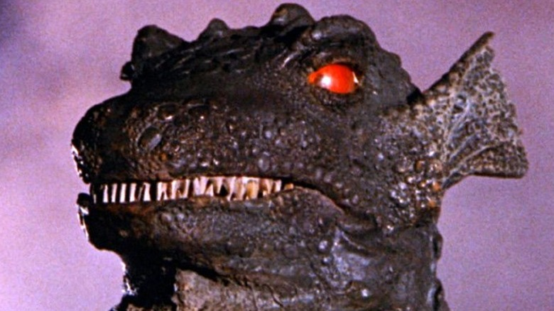 Gorgo with glowing eyes