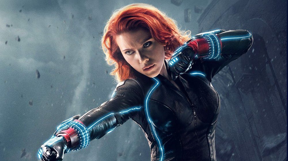 Black Widow character posters may reveal a major secret