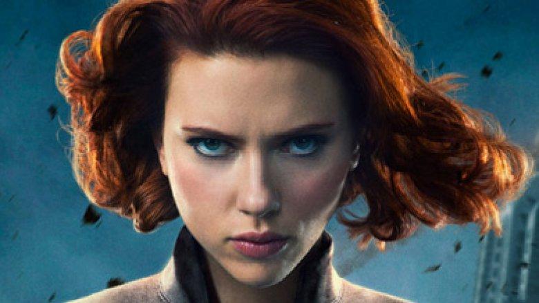 Scarlett Johansson in Avengers as Black Widow