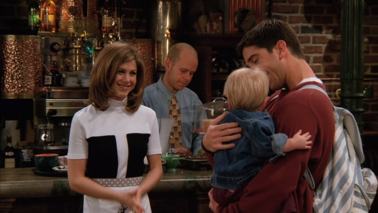 Bloopers that make us love the cast of Friends
