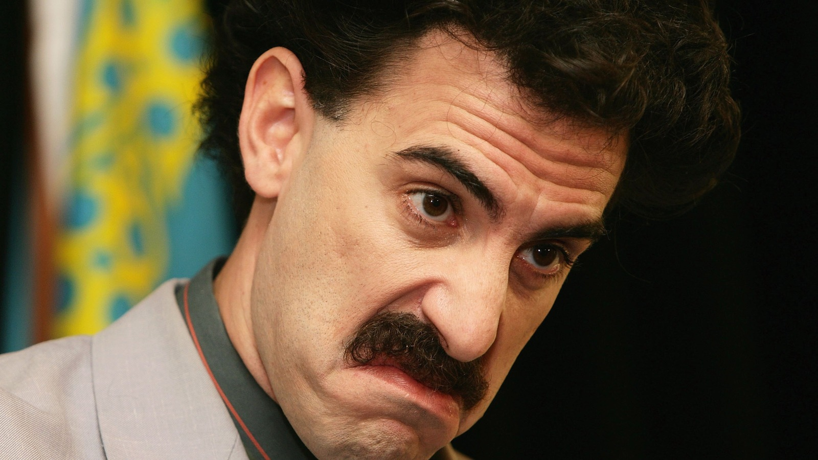 Borat 2's reported title is absolutely bonkers