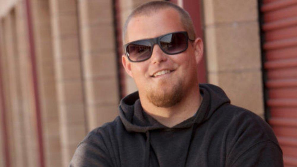 Brandon Sheets from Storage Wars