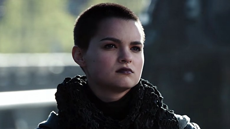 Brianna Hildebrand Talks Negasonic Teenage Warhead