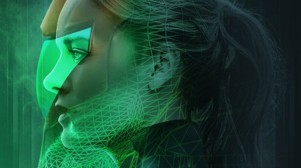 Brie Larson as Samus Aran from Metroid in fan art by BossLogic