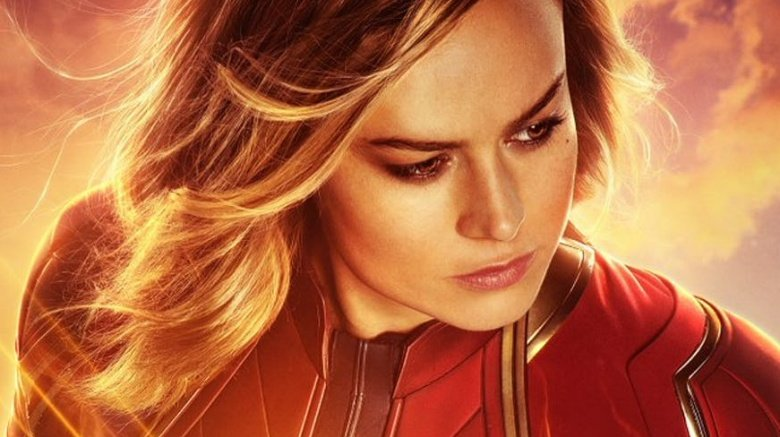 Brie Larson as Captain Marvel Carol Danvers