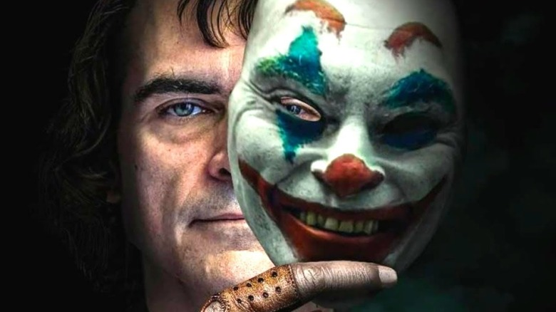 Joker mask fan art